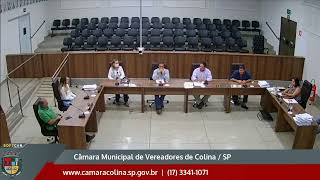Câmara Municipal de Colina - 6ª Sessão Ordinária 22/04/2020