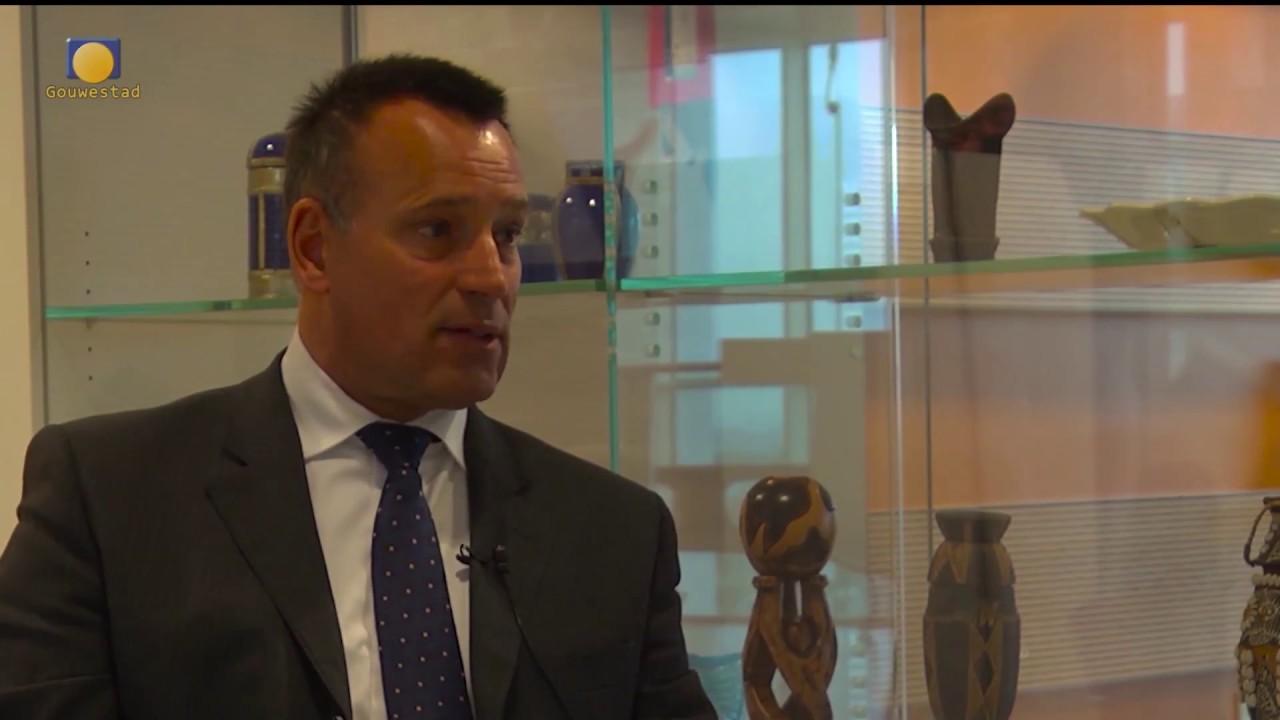 2017 week 11 - Gesprek met wethouder Jan-Willem van Gelder