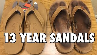 knock off rainbow sandals
