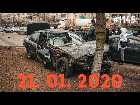 ☭★Подборка Аварий и ДТП от 21.01.2020/#1145/Январь 2020/#авария