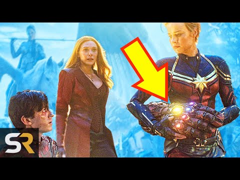 25 Things You Missed In Avengers: Endgames Final Battle