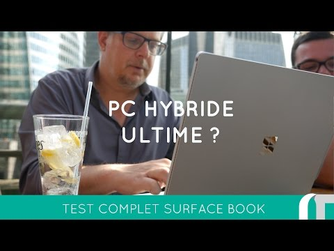 Surface Book, le test complet