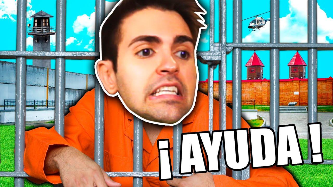 ME ARRESTAN POR VENDER TACOS !! *ESCAPE IMPOSIBLE* (Simulador de Prisión)