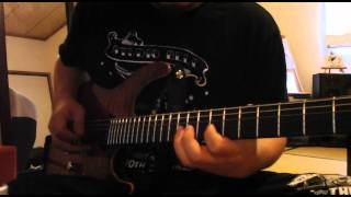 X-JAPAN 紅(KURENAI) Guitar solo