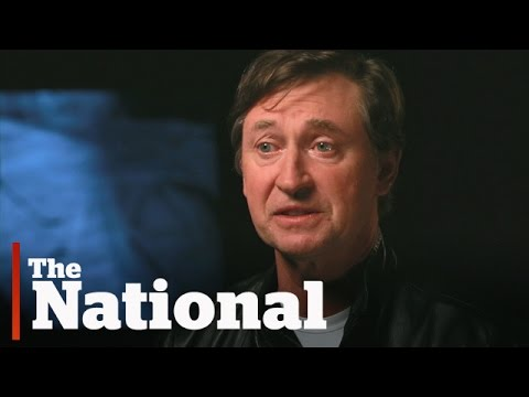 Wayne Gretzky | Mixed Views on Modern Hockey