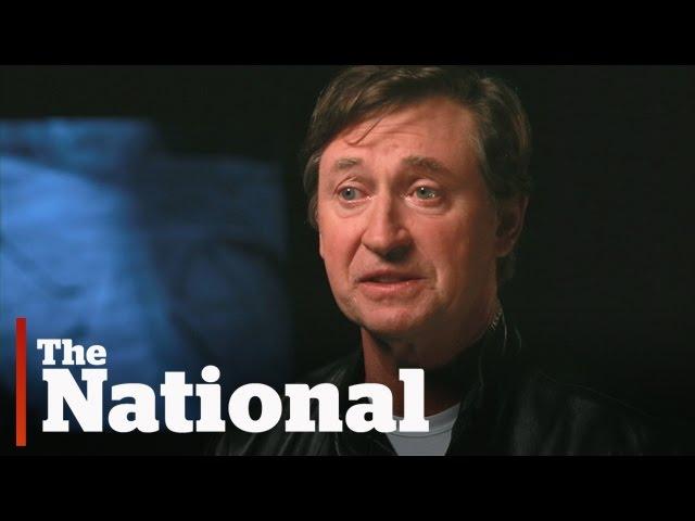 Wayne Gretzky   Mixed Views on Modern Hockey