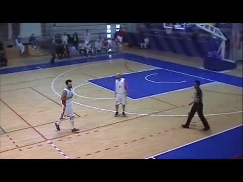 Daniel Williams Shahrdari Arak vs. Tabriz Game 2 - Iranian Superleague 2017