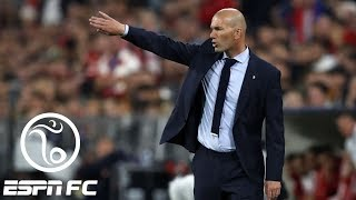 Is Real Madrid manager Zinedine Zidane one of the top managers in the world? | ESPN FC