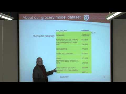 Nutritional Data Mining