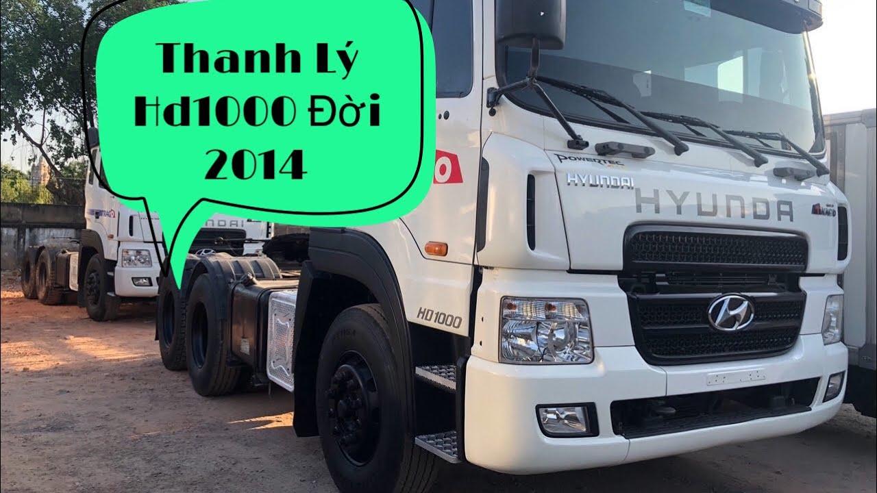 Đầu Kéo Hd1000 Cũ Thành Lý Đời 2014 DK 2015 Công Suất 410 ♻️ Hyundai Hd1000 Cũ Hộ Trợ Ngân Hàng Cao