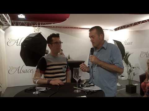 UK Wine Writer Jamie Goode & Top Sommelier Jan Konetzki discuss Alsace wines
