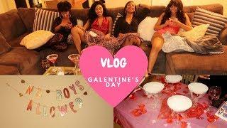 VLOG: Galentine's Day! (Part 1)