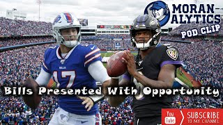 Ravens Present Buffalo Bills With Huge Opportunity