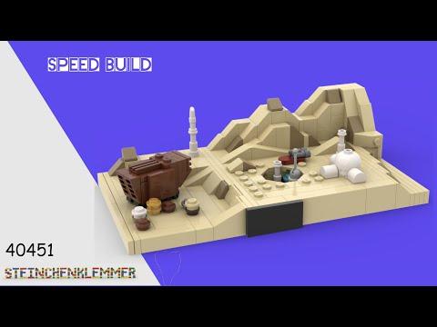 40451 Farm auf Tatooine™ | Speed Build
