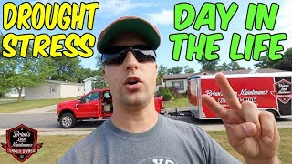Dealing With Summer Drought ► Day In The Life Vlog ► #MowingGrass ► Extra Summer Work Ideas