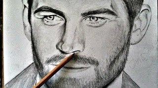 Paul Walker Pencil Time-Lapse (RIP)