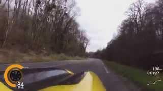 108km/h velomobile DF !