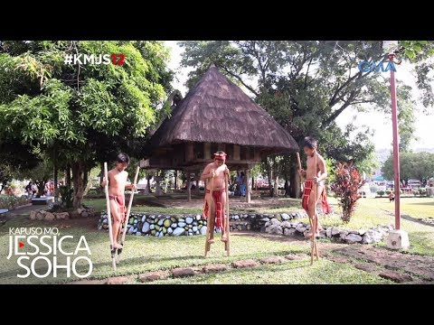 Kapuso Mo, Jessica Soho: Laro ng lahi ng mga Ifugao