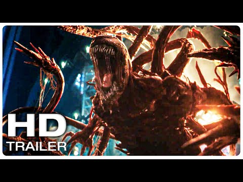 VENOM 2 LET THERE BE CARNAGE Official Trailer #1 (NEW 2021) Superhero Movie HD