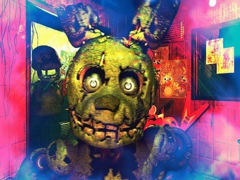 Five Nights at Freddy`s 3 | Пять ночей с Фредди 3 - Часть 1: Он вернулся, но не один!