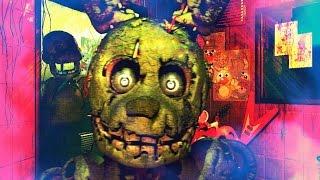 Five Nights at Freddy s 3 Пять ночей с Фредди 3 Часть 1 Он вернулся, но не один