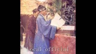Vietnam 1910s!(Việt Nam,1910s) Dress like the Chinese Ming Dynasty