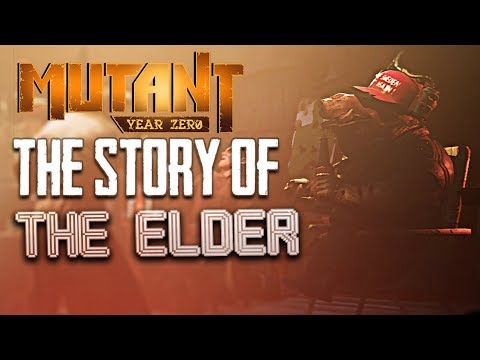 The Story of Mutant Year Zero: Seed of Evil DLC // FULL MOVIE