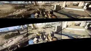 Battlefield 4 PC Gameplay Eyefinity/Surround