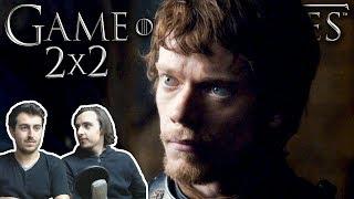 Game of Thrones Season 2 Episode 2 REACTION!