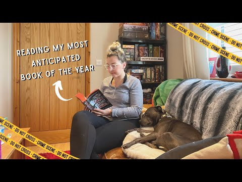 Download AS GOOD AS DEAD READING VLOG // SPOILER FREE // AD