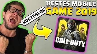 Das BESTE Mobile Game 2019 😱 Call of Duty Mobile für iOS und Android | Download Deutsch