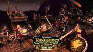 dark wait the lord of the rings online helm s deep soundtrack hd