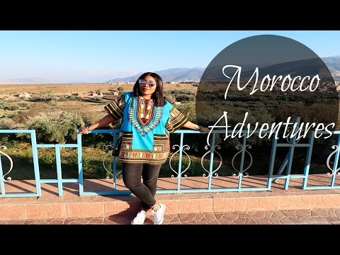 Travel Vlog | My Trip to Morocco Marrakech