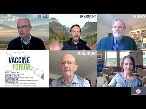 COVID-19 Vaccine Forum Video