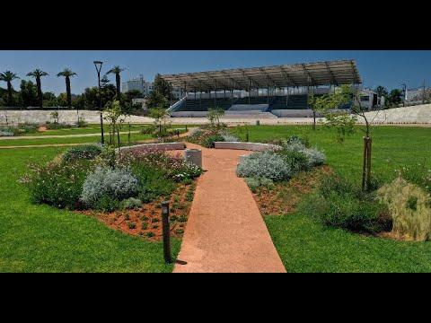 Casablanca le parc du vélodrome d'Anfa ouvert au public