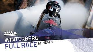 Winterberg | BMW IBSF World Cup 2019/2020 - 4-Man Bobsleigh Race 2 (Heat 1) | IBSF Official