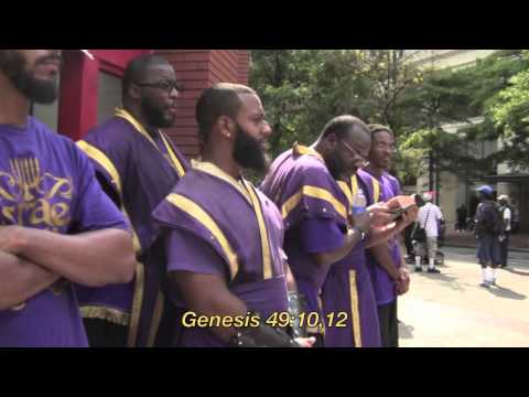 The Israelites: Christ is Black And So Is God!!!  (ATL Expo 60 MAN CAMP)