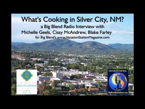 What's Cooking in Silver City, NM - Blend Radio Interview 10-3-2012