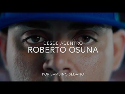 La historia de Roberto Osuna, estrella mexicana de Grandes Ligas