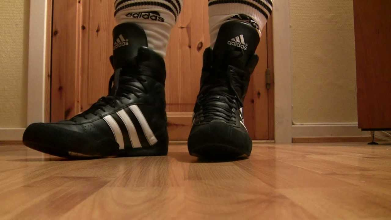 Mens Adidas Boxing Shoes
