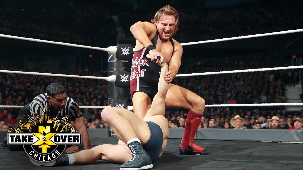 Pete Dunne brutalizes Tyler Bate with a ruthless attack - WWE UK ...