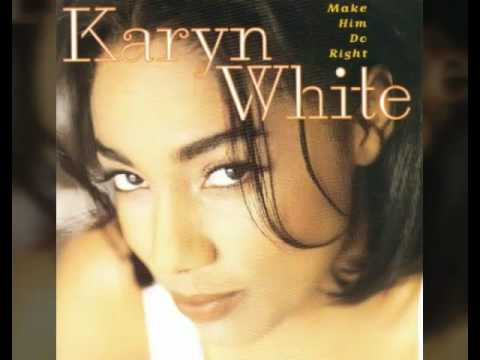 Karyn White - Thinkin' 'Bout Love