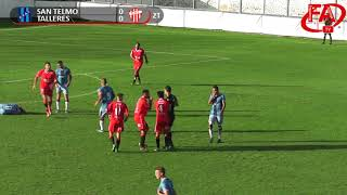 FATV 17/18 Fecha 24 - San Telmo 0 - Talleres 0