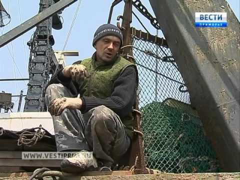 В приморском Зарубино готовят суда к промысловому сезону