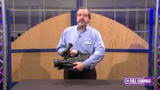 JVC GY-HM70U HD Camcorder Overview   Full Compass