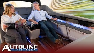 Are Human Beings Ready for Automated Vehicles? - Autoline This Week 2316