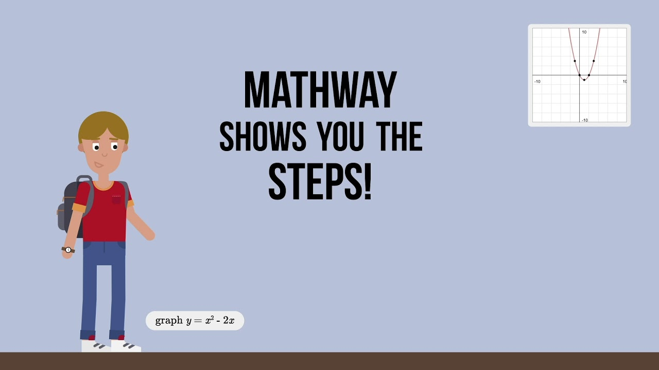 Mathway Shows You the Steps! on free national geographic, free math solver, free math help,