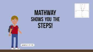 Mathway Shows You the Steps!