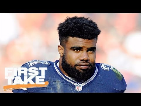 Should Ezekiel Elliott accept suspension or fight to the end? | First Take | ESPN