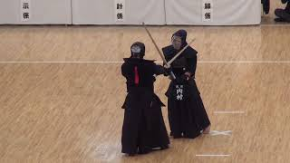 Nishimura vs Uchimura    Final, 66th All Japan Kendo Championship 7
